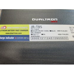 Dualtron Fast Charger (72V)