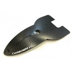 Carbonrevo Dualtron Carbon Fibre Front Mudguard