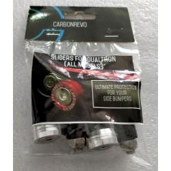 Carbonrevo Aluminium Sliders - 4pcs