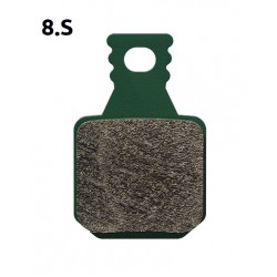 Magura Brake Pad 8.P/8.R/8.S (set for 4pistons caliper)