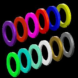 Magura Ring Kit, 4 Pistons