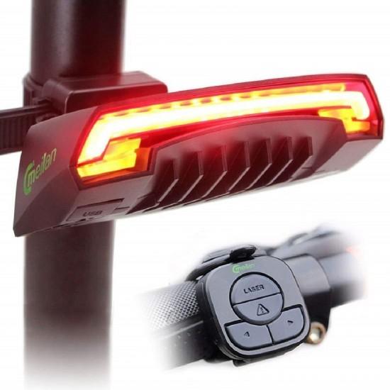 MeiLan X5 Wireless Remote Control Smart Bike TailLight