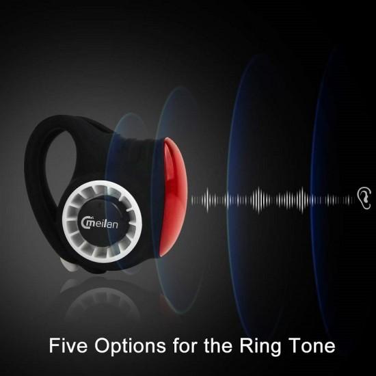 MeiLan S3 Wireless Smart Bell & Tail Light
