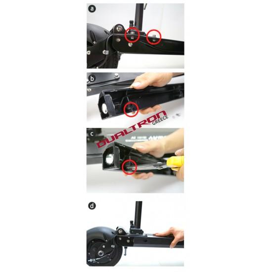 Speedway Mini 4 Pro Saddle Kit