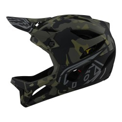 Troy Lee Designs Stage Camo Olive