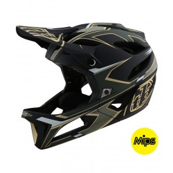 Troy Lee Designs Stage Ropo Green/Gold