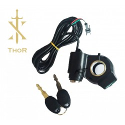 ThoR Key Lock Ignition with Voltmeter